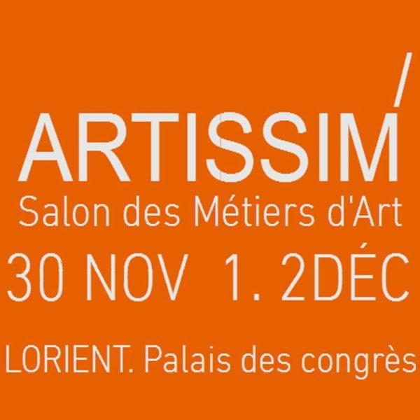 artissim' salon des métiers d'art de Lorient