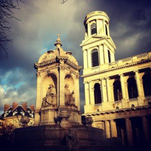 Paris Place St Sulpice