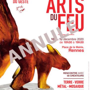 LES ARTS DU FEU 2020