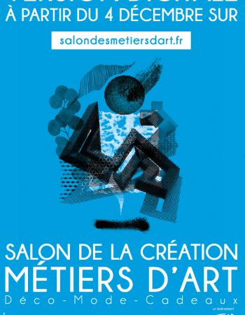 salon de la création Métiers d'Art de Nantes